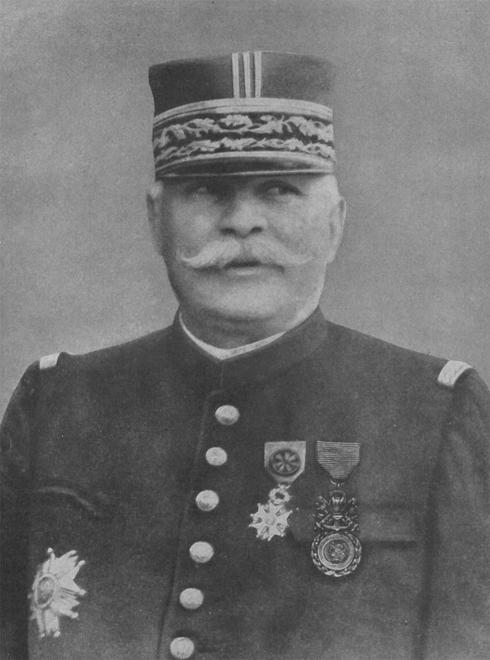 Maréchal Joseph Joffre