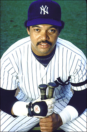 Reginald Martinez Reggie Jackson